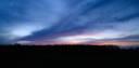 Blaue Stunde bei Kleinnaundorf