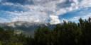 Blick von der Hohen Munde Seefeld in Tirol