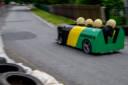 Speeddown Seifenkiste zur deutschen Meisterschaft